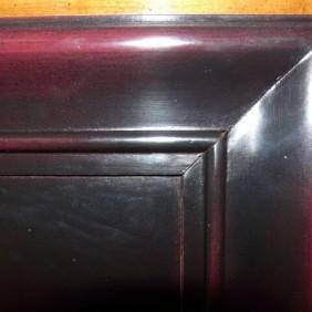Nero rosso vinaccia